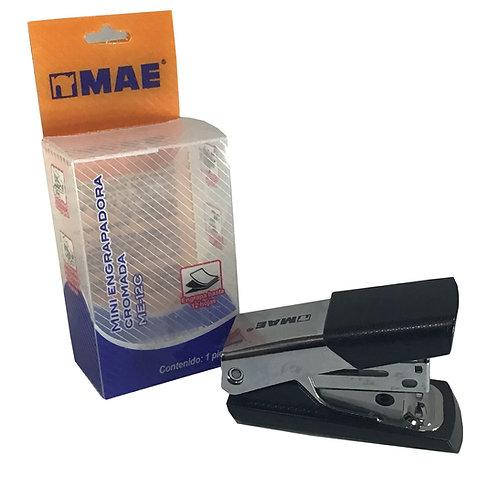 Mini Engrapadora Cromada MAE ME-12C