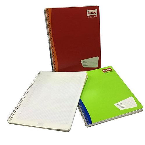 Cuaderno Profesional Cuadro Chico 5 mm Scribe (1 pieza)