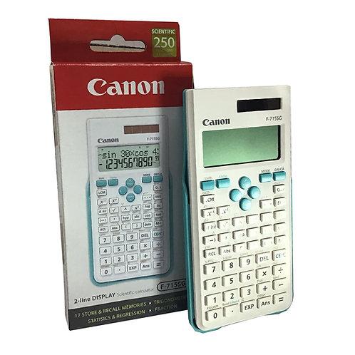 Calculadora Científica CanonF-7155G