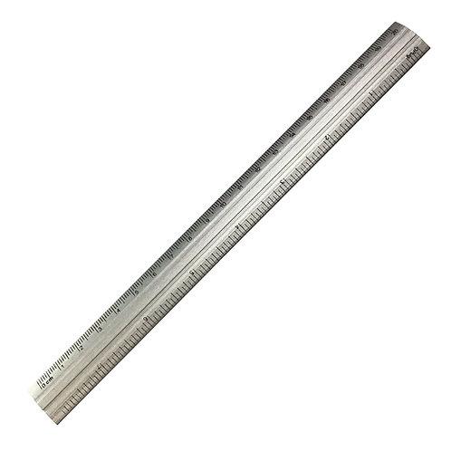 Regla Metálica de 20 cm