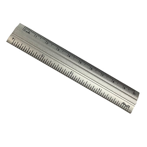 Regla Metálica de 10 cm