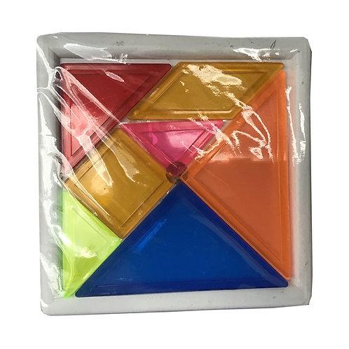 Tangram de Plástico