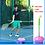 Thumbnail: Adjustable Tennis Hitting Trainer