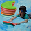 "Thumbnail: Children ""A"" Shaped Swim Training Kick Board"