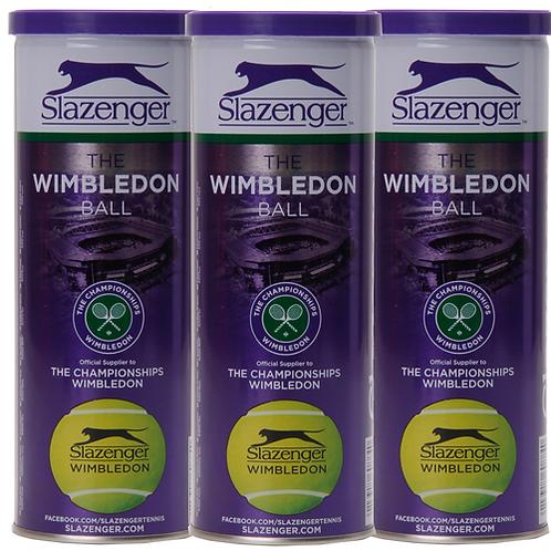 Wimbledon Slazenger Championship Tennis Balls