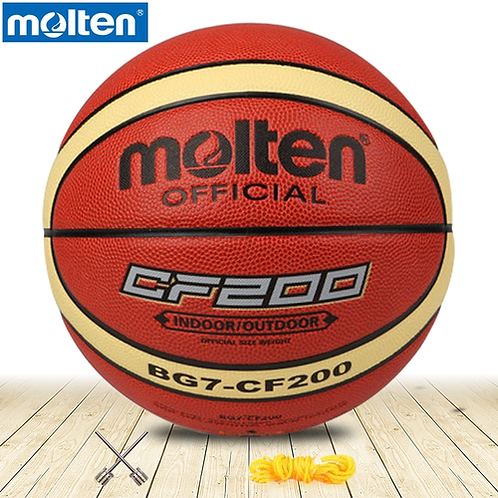 Molten Leather Basketball BG7-CF200 Series
