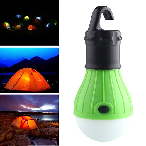 Outdoor Hanging LED Tent Lantern for Camping