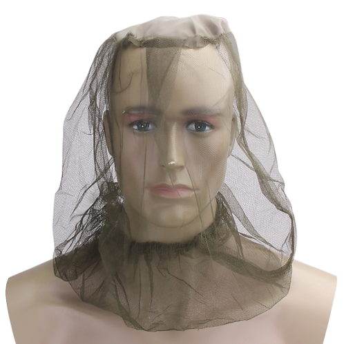 Mesh Head & Face Insect Net Protector