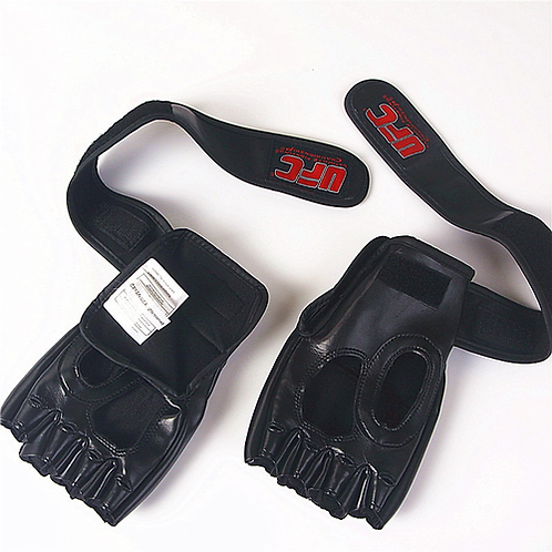 UFC MMA Partial Glove with Wrist Extension