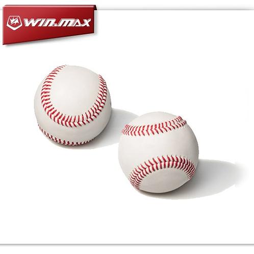 Win.Max White Hard Ball Baseball