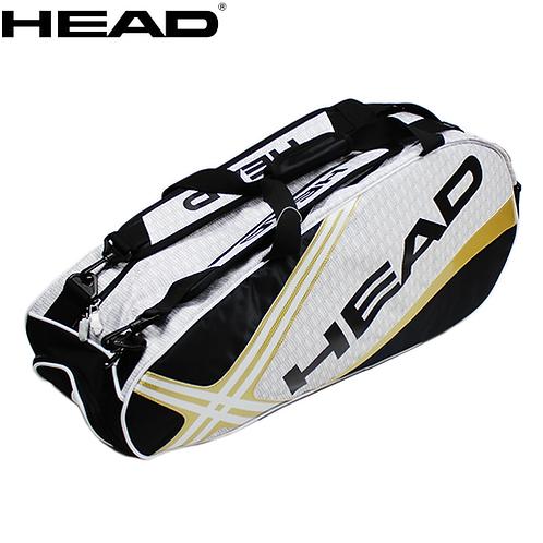 HEAD CROSSWAY Series Tennis Racquet Bag