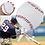 Thumbnail: MAYITR Professional 10 inch Baseball