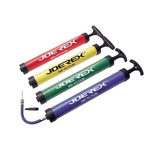 JOEREX 12-INCH Mini-Inflator Hand Air Pump