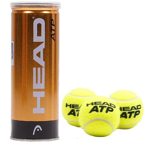 HEAD ATP Davis Cup Tennis Balls