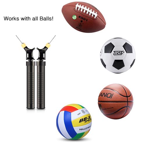 Multi-Type Ball Inflator