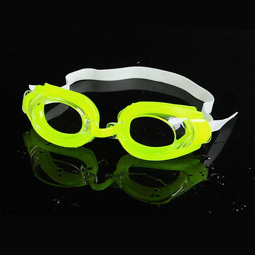 Children's Advanced Swim Goggles, Ear Plugs & Nose Clip Set