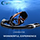 Thumbnail: Yonsub Adult Professional Silicone Anti-Fog Diving Mask Set