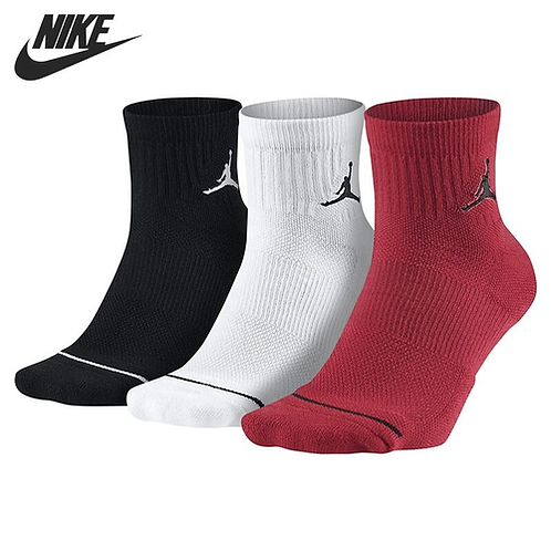 NIKE Jordan Jumpman Dri-FIT Quarter Socks