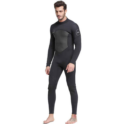 SBART Men's Full Body Wetsuit