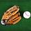Thumbnail: Brown Softball Glove