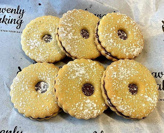 6 Shortbread Biscuits