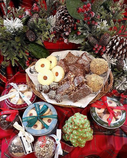 Gluten Free Christmas Basket