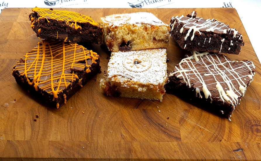 6 Brownie Selection (Customised)