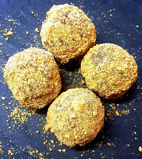 4 Sweet Scotch Eggs