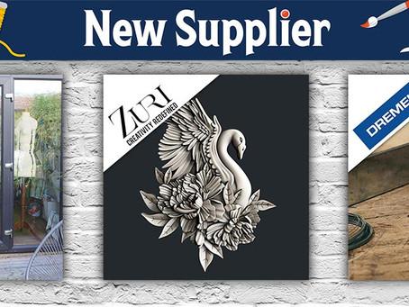 New suppliers this week on Hochanda