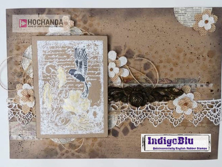 INDIGOBLU Craft Making Stamps