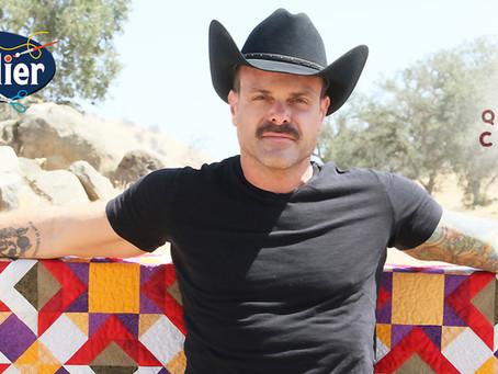 Quilting Cowboy Launches on Hochanda