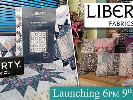 Liberty Fabrics on Hochanda