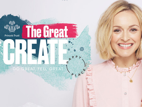 Fearne Cotton teams up with The Prince's Trust to launch The Great Create