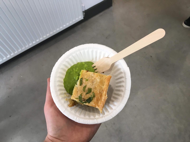 Peat Pie