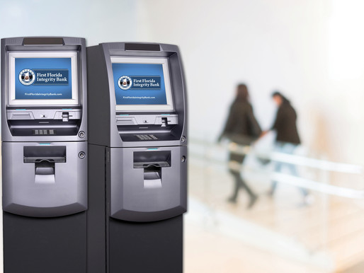 First Florida Integrity Bank partners with ATM USA for ATM outsourcing