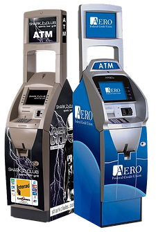 Branded ATMs
