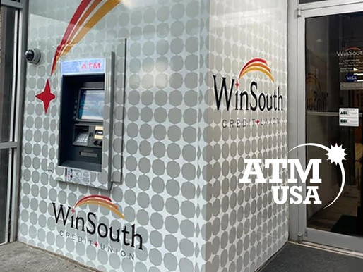 WinSouth Credit Union Enjoys the Perks of Truly Complete ATM Outsourcing