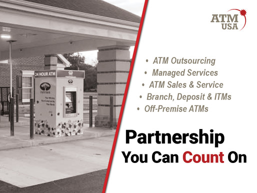 Benefits of Partnering with ATM USA