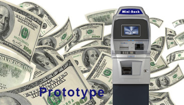 Peregrin Financial Technologies Awarded Patent for CeleraCash Mini-Bank