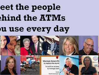 Meet the People Behind the #ATMs You Use Every Day