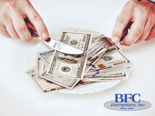 How Using Cash Helps you Lose Weight… and Save Money too!