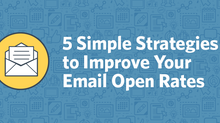 5 Strategies to Improve Email Open Rates