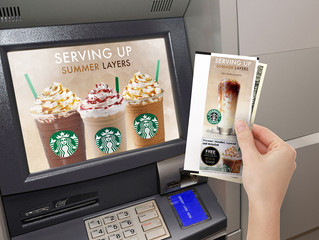 Generate Revenue through ATM Coupons