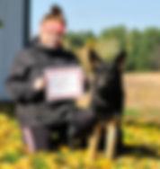 2019 - AD at Tri-City Schutzhund Verein