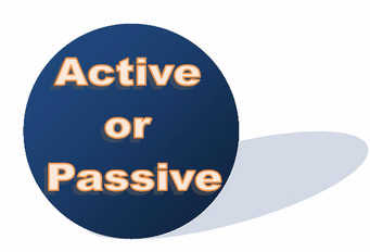To be active or to be passive: that is the question