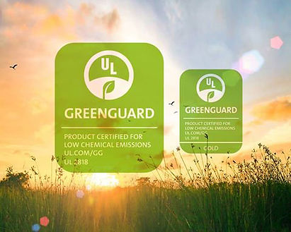 fabrication certifiée greenguard