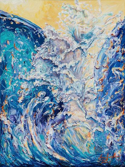 Pentecost: SHAVOUT wave