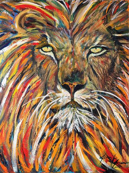 Lion of Judah: Rev. 5:5: do not weep!