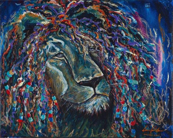Mozambique: Lion of Judah