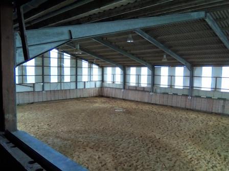 Ausblick aus dem Reiterstübchen